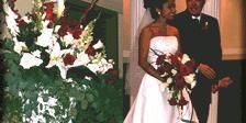 Grand House Asian Bistro wedding Oklahoma City