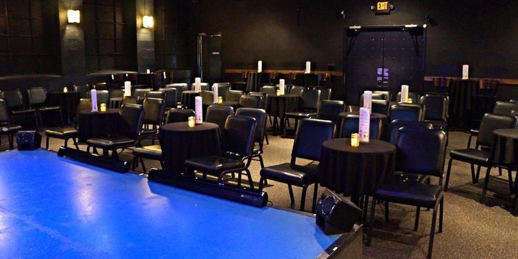 Go Comedy Improv Theater wedding Detroit