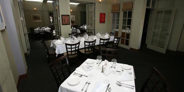 The Artichoke Café wedding New Mexico