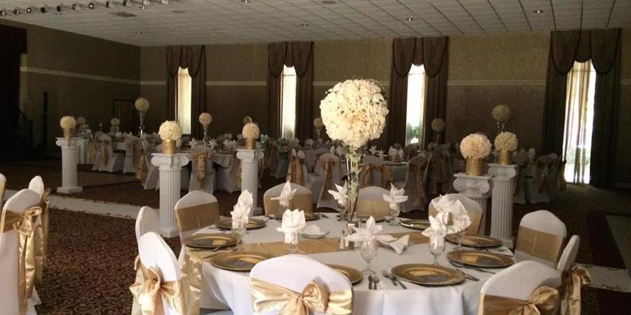 The Redbank Club wedding Hilton Head
