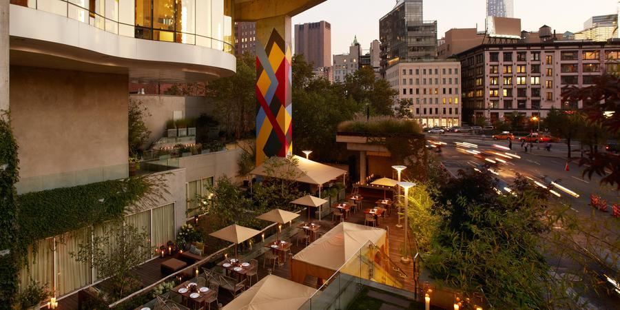 The James New York - SoHo wedding Manhattan