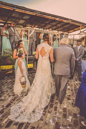 Hopson Commissary wedding Mississippi