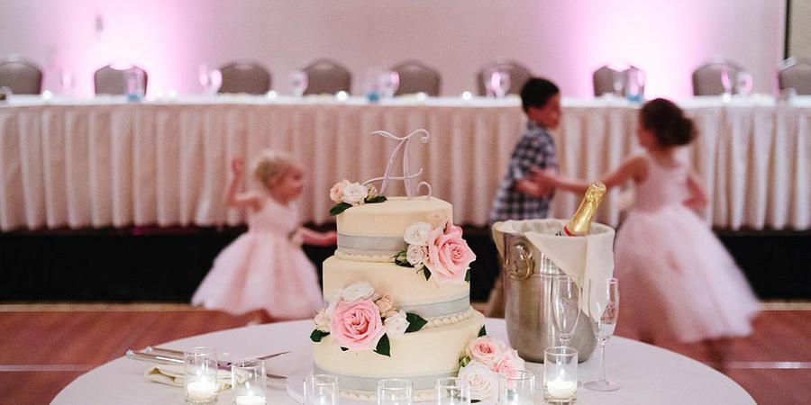 The Lincoln Marriott Cornhusker Hotel wedding Nebraska