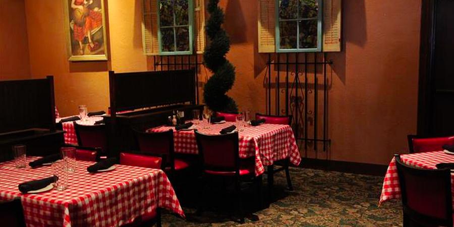 Ernestos Italian Restaurant  Event Center wedding Portland