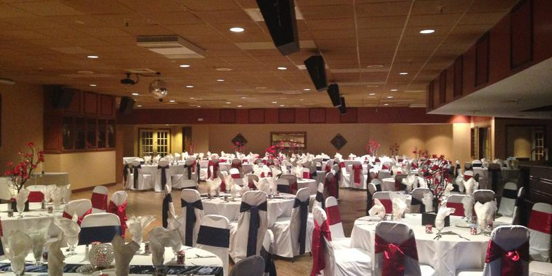 Landmark Recreation Center wedding Central Illinois
