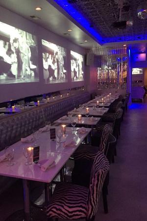 Kit Kat Lounge & Supper Club wedding Chicago