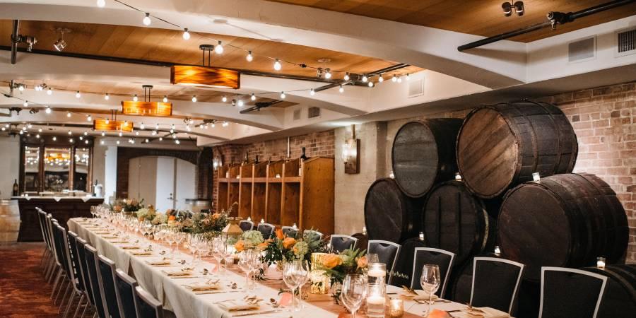 Kimpton Hotel Vintage Portland wedding Portland