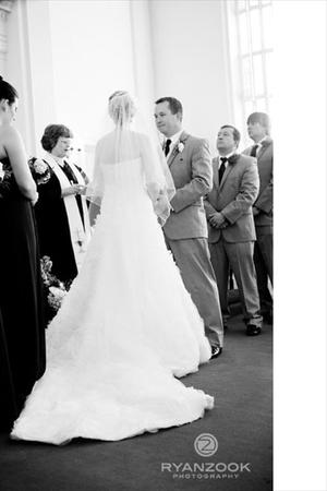 Middleburg United Methodist Church wedding Northern Virginia