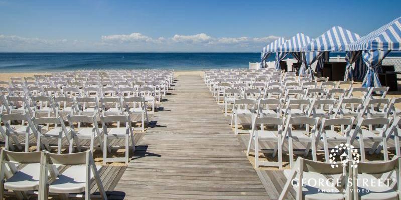 The Crescent Beach Club wedding Long Island