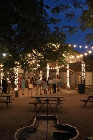 Heritage Farmstead Museum wedding Dallas