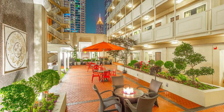 Inn at the Peachtrees, an Ascend Hotel Collection Member wedding Atlanta