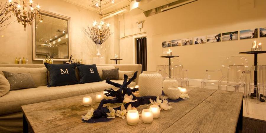 Sixth Floor Loft wedding Manhattan