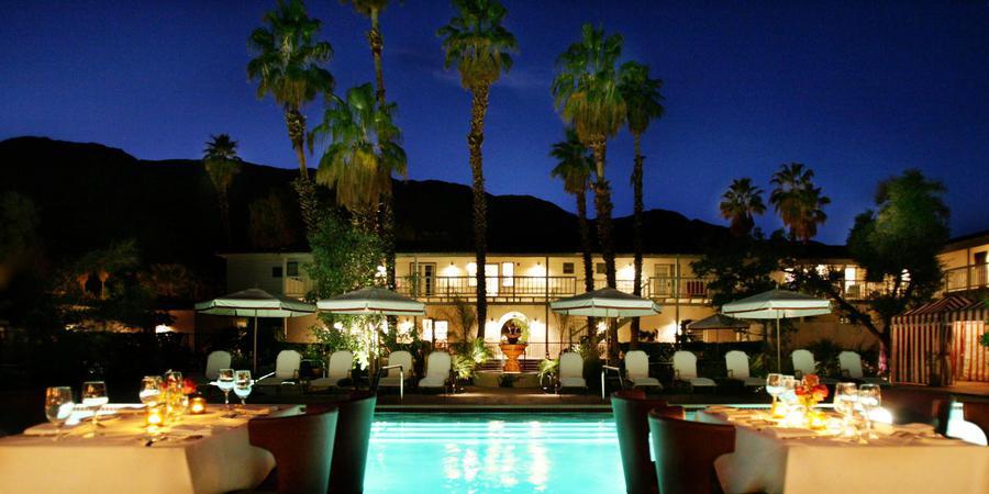 Colony Palms Hotel wedding Palm Springs