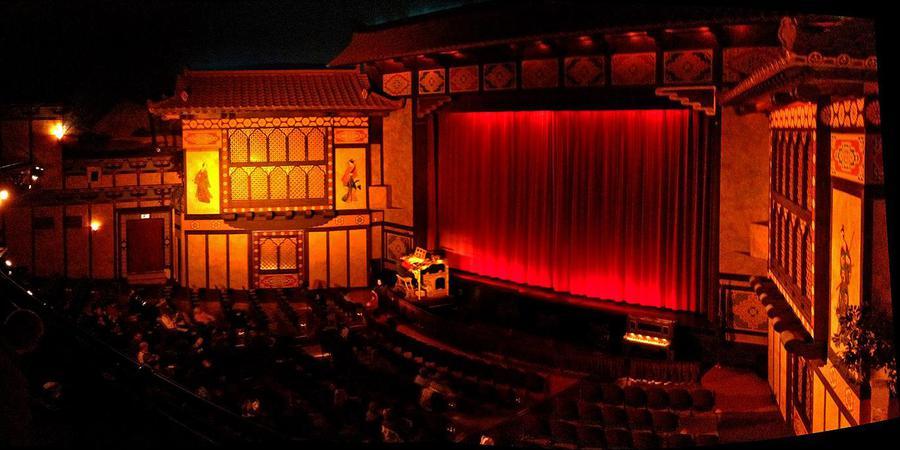 Redford Theatre wedding Detroit