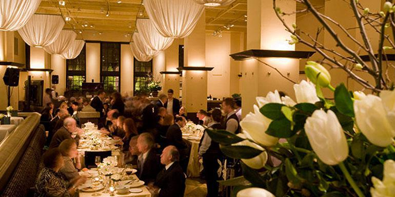 Gotham Bar and Grill wedding Manhattan