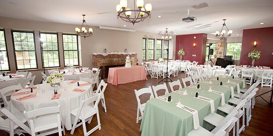 Camp Loughridge wedding Tulsa