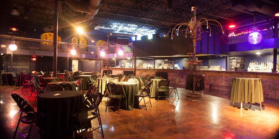 Fete Music Hall wedding Providence/Northern Rhode Island