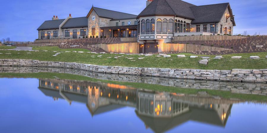 Mistwood Golf Club wedding Chicago