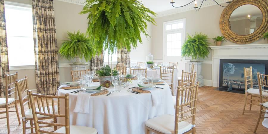 The Drawing Room wedding Northern Virginia