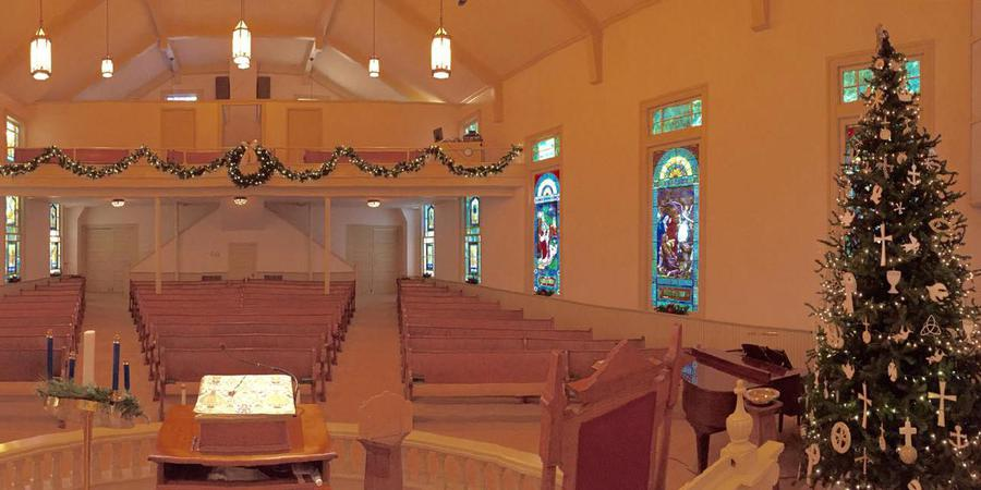 2020 Christmas Eve Service At Senoia United Methodist Church Senoia United Methodist Church | Venue, Senoia | Price it out