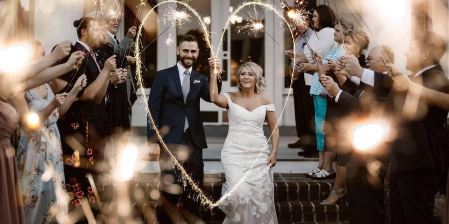 The Inn at Wise wedding Southwest Virginia