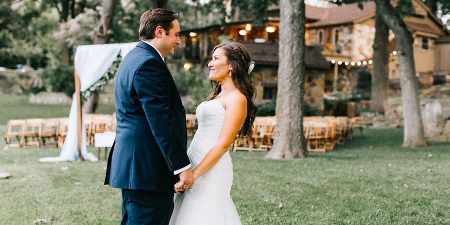 Hillside Manor wedding Oklahoma City