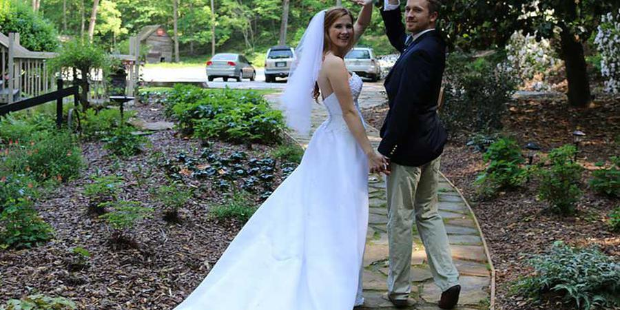 Burruss Mill Falls wedding Atlanta