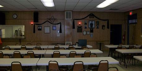 Fraternal Order of Police Lodge #15 wedding Fredericksburg