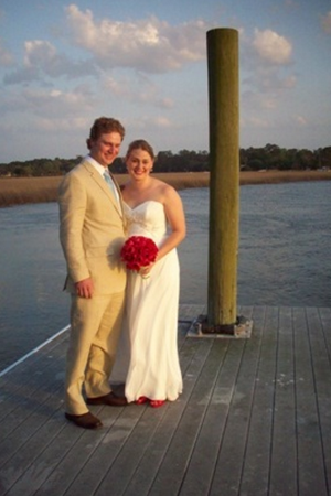 Oatland Island Wildlife Center wedding Savannah