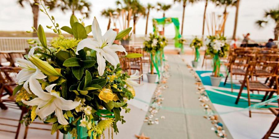 Perdido Beach Resort wedding Southern Alabama