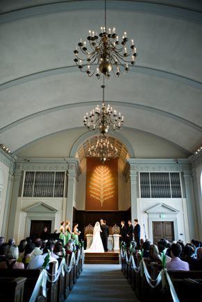 Eliot Center wedding Portland