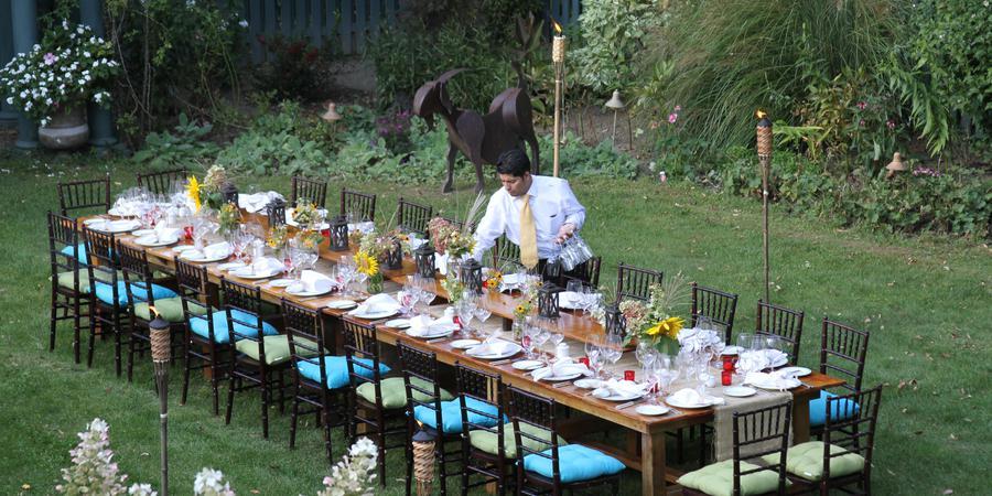 Bernard's Restaurant wedding Litchfield
