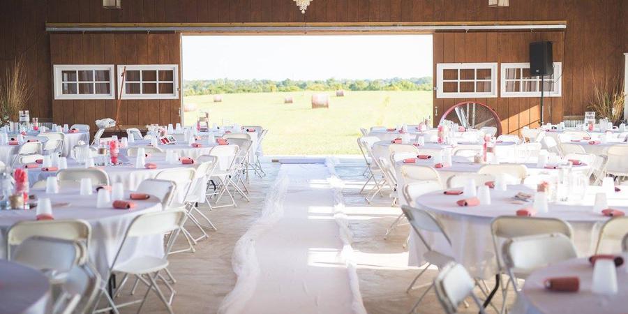 Cardinal Creek Farm wedding Wichita