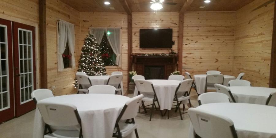 Bay Springs Country Inn & Marina wedding Huntsville