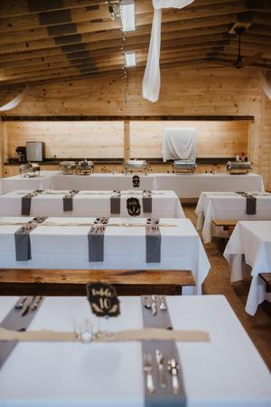 Camp Waukeela wedding New Hampshire