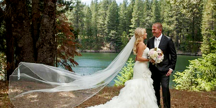 Mount Shasta Resort wedding Redding