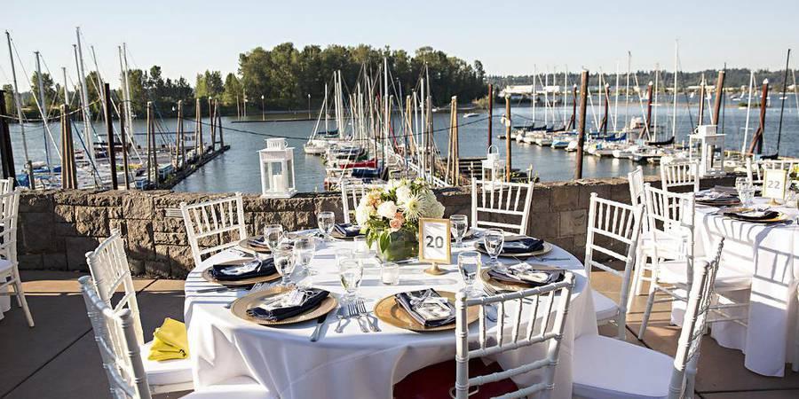 Portland Yacht Club wedding Portland