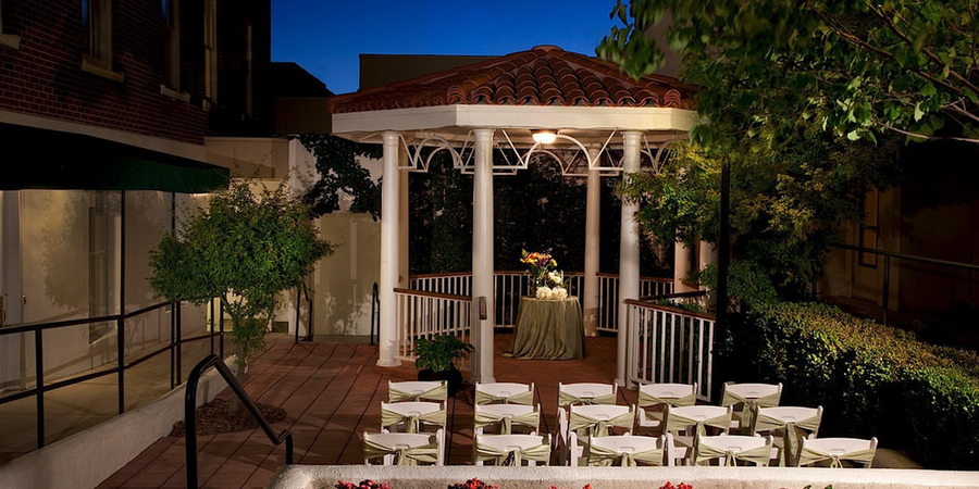 Hassayampa Inn wedding Sedona/Flagstaff