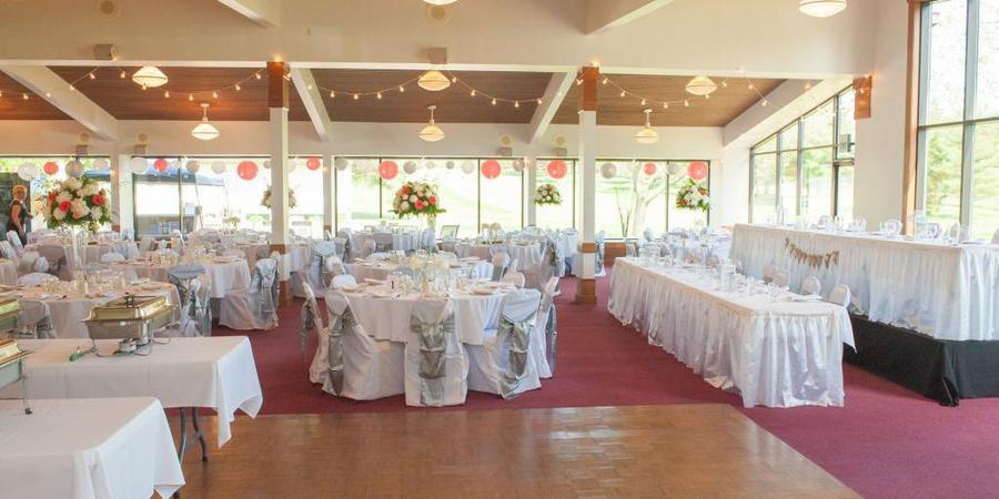 Verona Hills Golf Club wedding Detroit