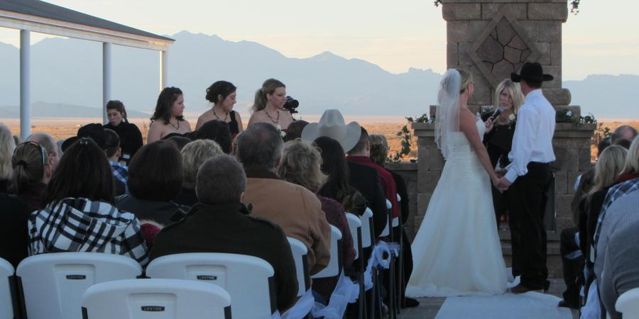Stetson Winery wedding Western Arizona