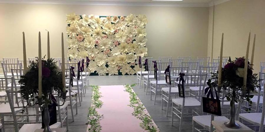 Triangle Lebanese-American Center wedding Raleigh/Triangle