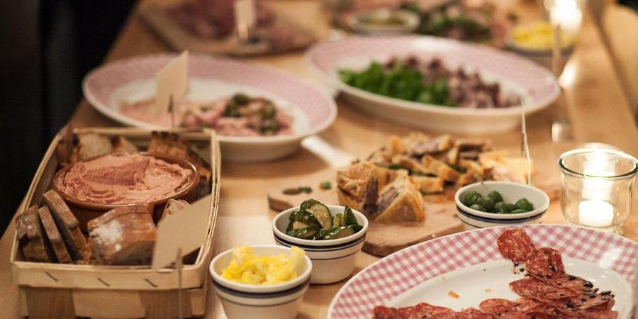 Publican Quality Meats wedding Chicago