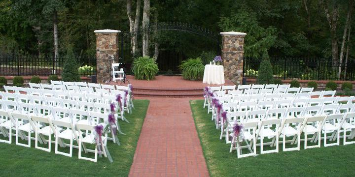 Cedar Ridge Events wedding Mississippi