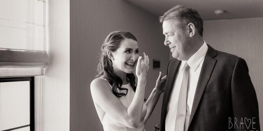 The Hilton - Mystic wedding New London