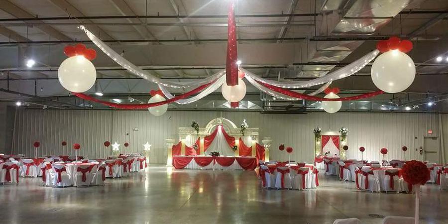 Northern Indiana Event Center wedding Northeast Indiana