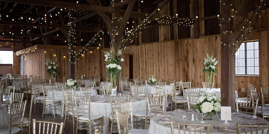 The Event Barn At Evans Orchard Venue Georgetown