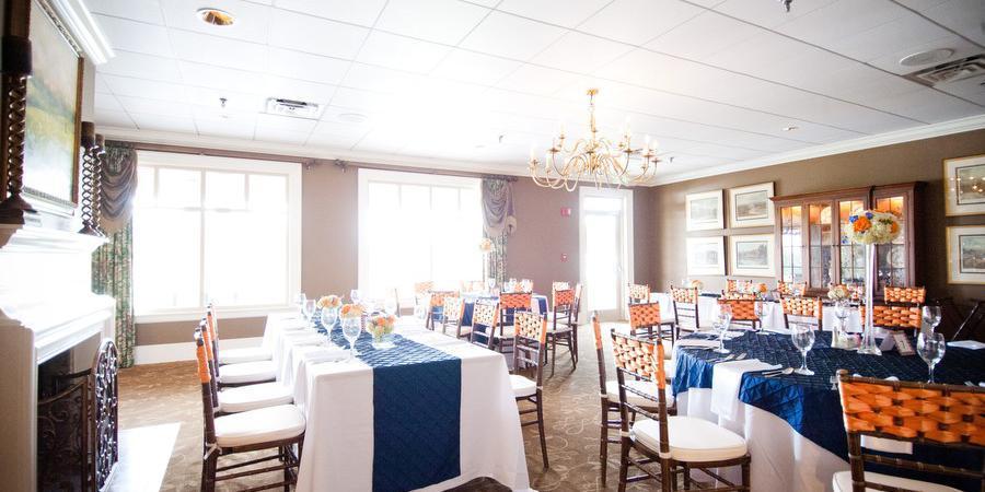 Fox Den Country Club wedding Knoxville