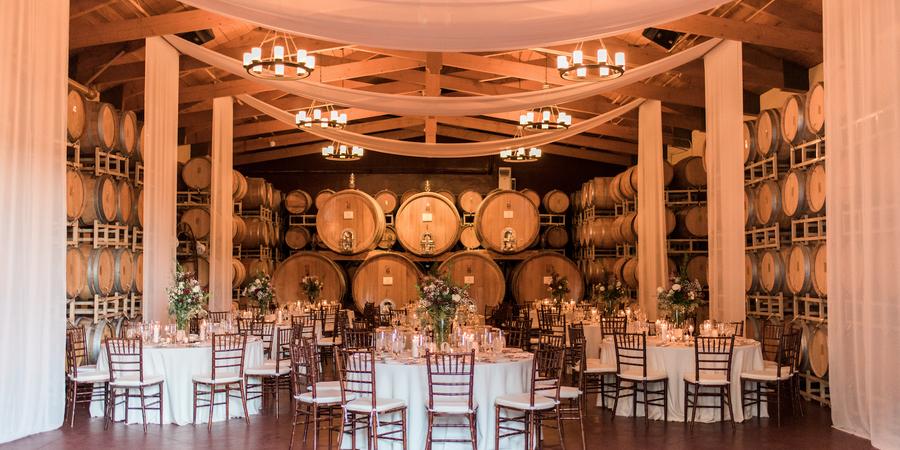 Ponte Winery wedding San Diego