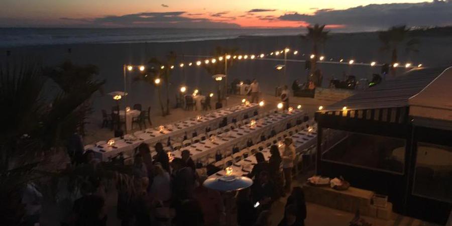 New York Beach Club wedding Long Island