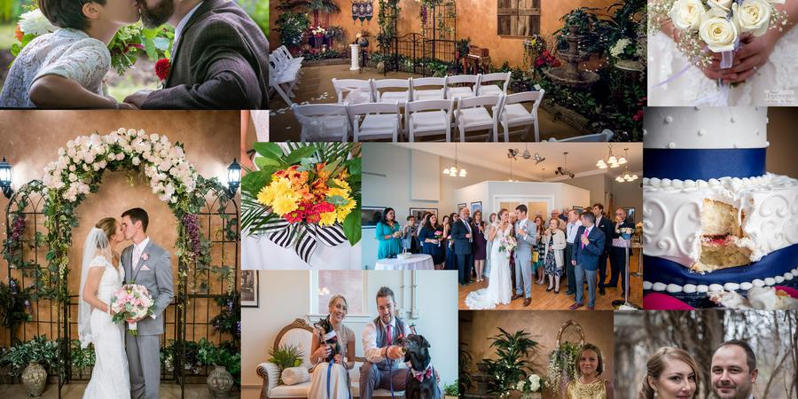 Tuscany Gallery wedding St. Louis
